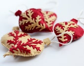 Handmade Christmas Ornament - Christmas Tree Decoration