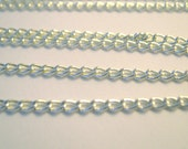925 Sterling Silver Plated Chain for Necklaces, Open Link Chain