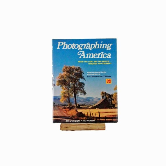 Photographing America, Know the Land and the People... Through Photography, Home Decor