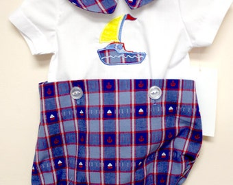 Baby Boy Nautical | Baby Sailor Outfit | Baby Boy Clothes | Baby Boy | Nautical Clothing  | Twin Outfits | Twin Baby Boys 291735