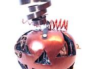 Small Steampunk Halloween Pumpkin