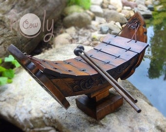 Beautiful Eco Friendly Xylophone Made From Reclaimed Teak Wood, Xylophone, Wooden Xylophone, Teak Xylophone, Decorative Xylophone, Music