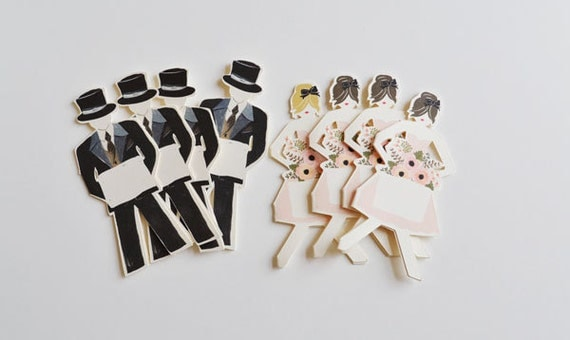 EventsbyL-Guys-and-Dolls-wedding-placecards