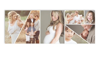 Family Photography Facebook Cover Template - Serenity - 1280