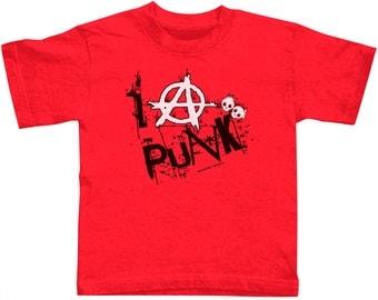 I Anarchy Punk T-Shirt