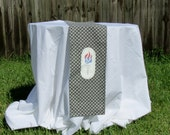 Young Womens Torch Table Runner