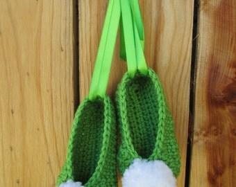 Crochet Dreamz: Woman's Slipper Boots Crochet Pattern