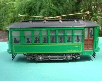 Lionel Trains Bowser Birney Trolley Car 551-050163