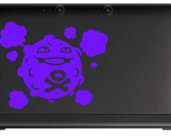 Koffing Decal