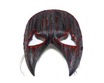Cold Blood Men's Scary Masquerade Mask - A-0834-E