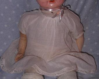 Ideal early flirty eye Molded Hair Composition Baby Doll~ Baby Flossy Flirt????