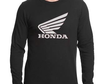 Honda motorcycle long sleeves t- shirt stylish