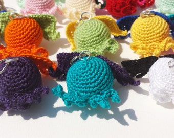 CUSTOM Baby Cthulhu Necklace - Choose From 14 Different Colors!