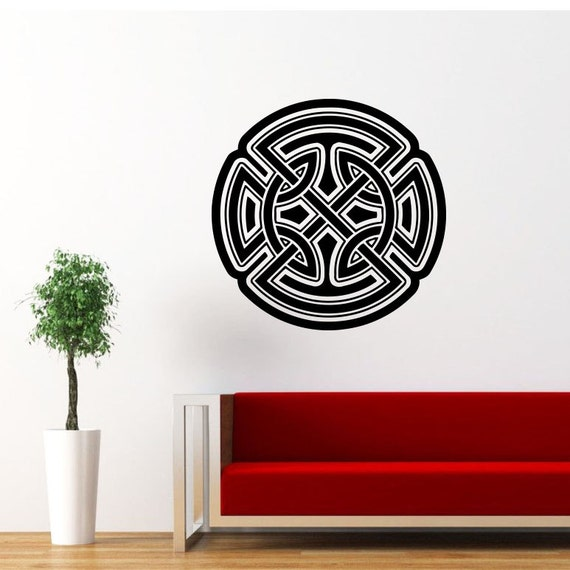 Celtic Knot Wall Decal Celtic Knot Decals Wall By