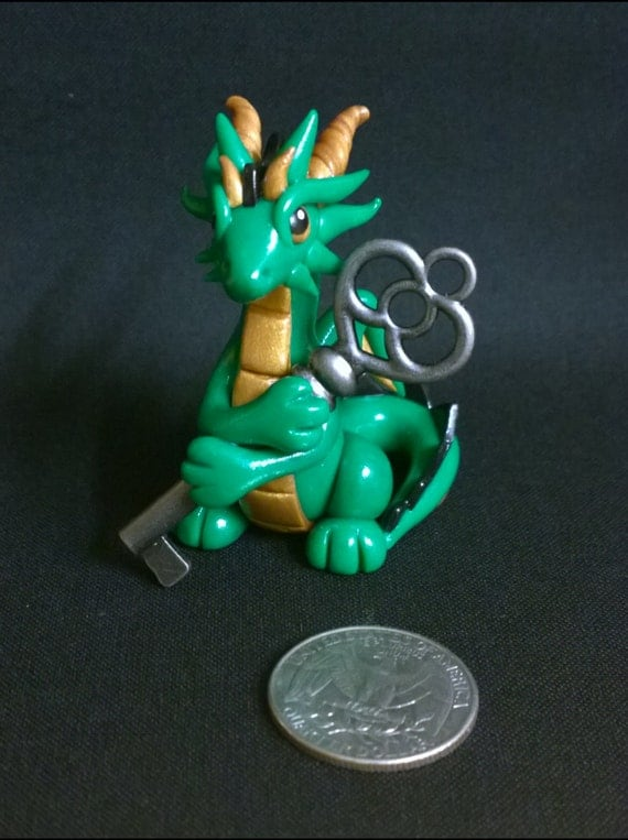 Green Key dragon
