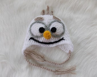 Knitting Pattern Olaf Hat : Olaf Costume Hat Car Interior Design