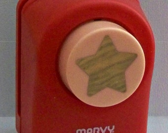 MARVY UCHIDA  STAR Punch