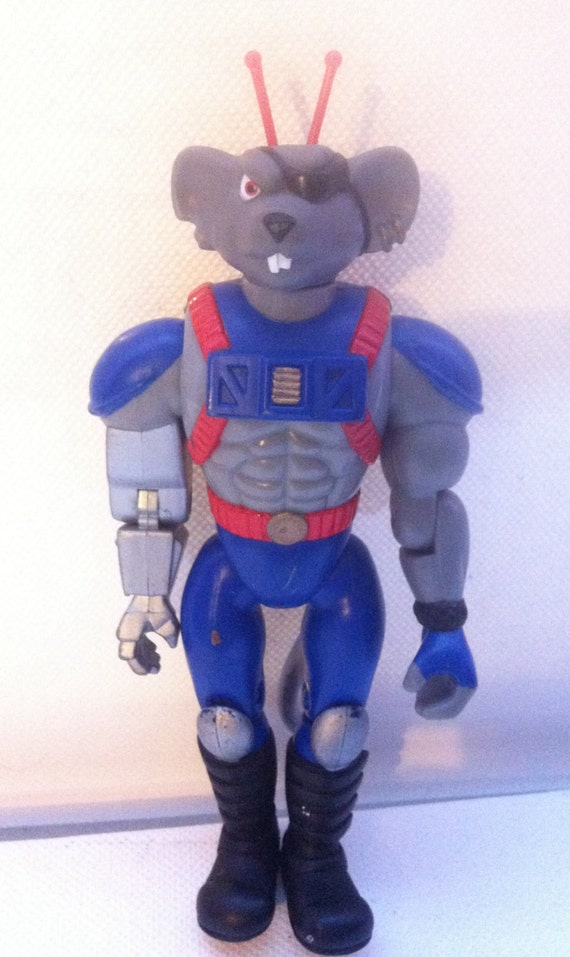 Biker Mice from Mars MODO vintage action figure by ...