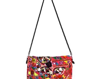 Boho Handbag - Banjara Tribal Gypsy Purse