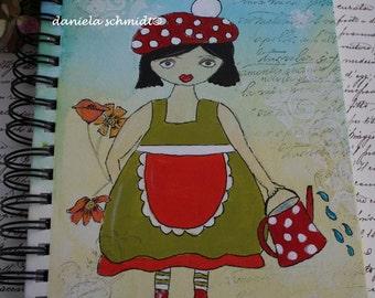 Art Journal*Sketchbook*Notebook*Diary