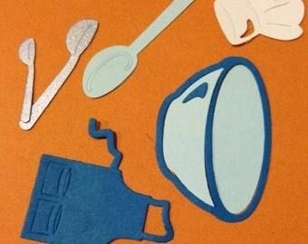 Quickutz Baking Bundle Die Cuts
