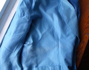Vintage 80s silk UK12/14 US 8/10 Eur 40/42 trouser suit at a bargain price!