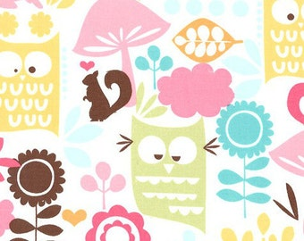 Forest Life by Michael Miller Fabrics 2012