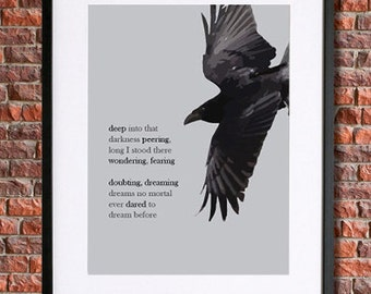 Brave New World Art Aldous Huxley Poster Art by pennyPRINTABLE
