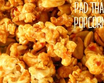 Gourmet Pad Thai Popcorn