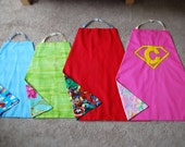 Custom Personalized Superhero Cape for Kids and Toddlers
