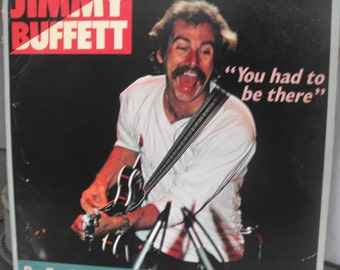 Jimmy Buffett Album Etsy