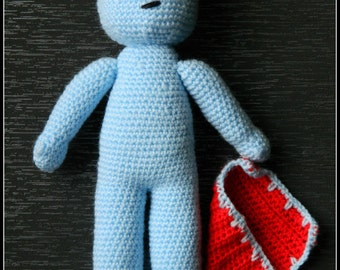 Iggle Piggle Knitting Pattern Woman s Weekly : Popular items for iggle piggle on Etsy