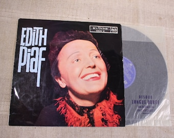 Make us an offer! LP record, Edith Piaf, RCA Victor, 1963