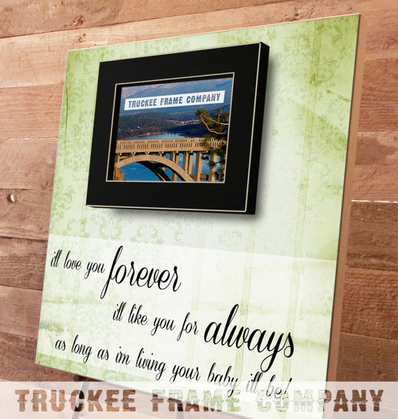 Personalized Wedding Picture Frame, Bride and Groom Gift, Wedding Sign ...