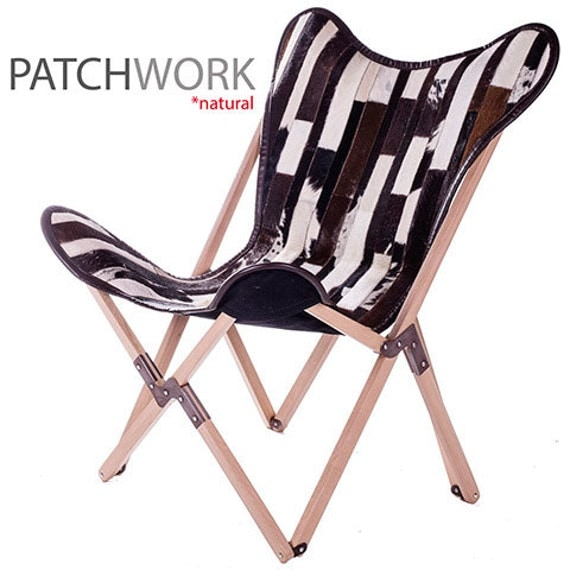 handmade original tripolina butterfly chair by. Black Bedroom Furniture Sets. Home Design Ideas
