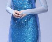 Gorgeous Elsa Dress Frozen Elsa Dress Queen Elsa Dress Adult Elsa Dress For Girls Disney Elsa Dress Elsa Dress Frozen