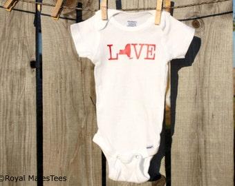 Love New York Onesies®, Baby New York