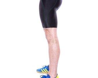 Viva Athletic Mens Compression Shorts Running, Yoga, Gym, Active Sports - Free United States Delivery