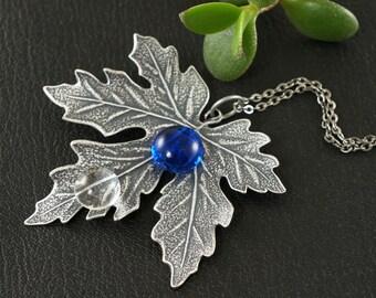 Necklace Maple Leaf no.15 (#5398)
