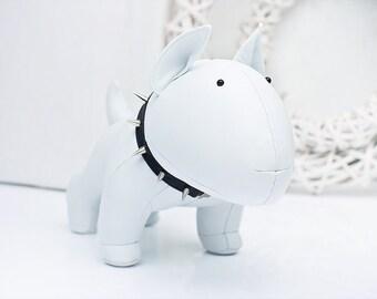 Mr. White the English Bull Terrier | Bull Terrier Gifts