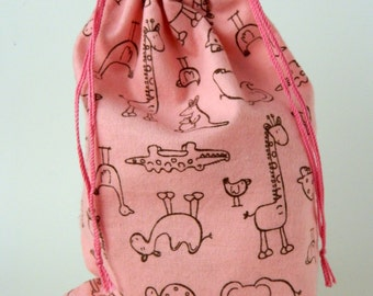 It's a Girl! Baby Shower  Drawstring Bag