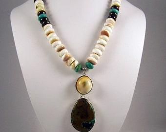 Turquoise Pendant Necklace   Shiva Eye and Turquoise Necklace   Shiva Eye Necklace   Garnet Necklace  