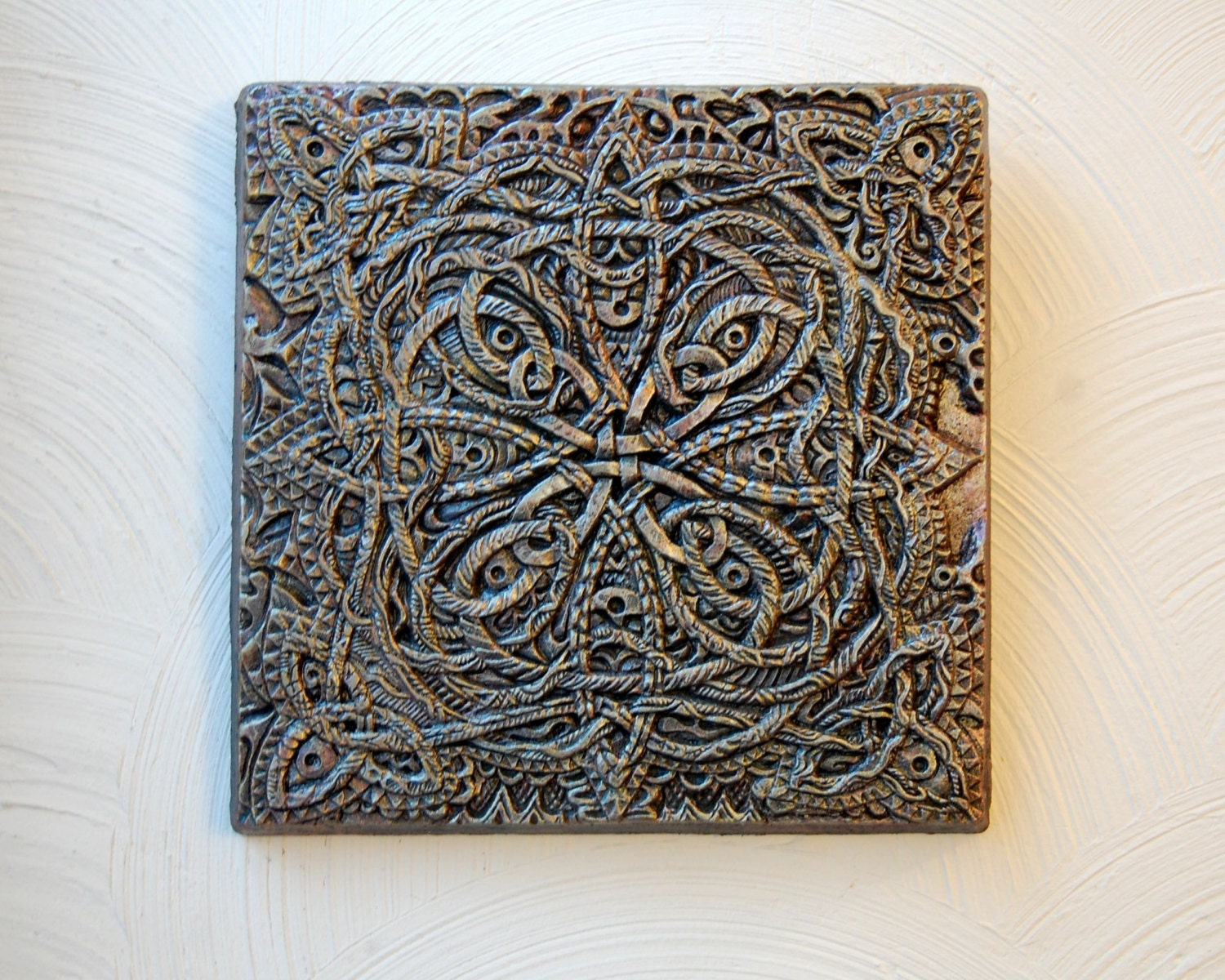 Celtic Odyssey Outdoor Wall Art Celtic Knot by ...