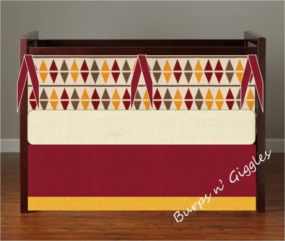 Harry Potter Gryffindor Baby Boy Baby Gril Crib Bedding