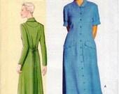 UNCUT Vogue Pattern 7396 - Today's Fit by Sandra Betzina - Misses/Misses Petite Dress GHIJ 46-55
