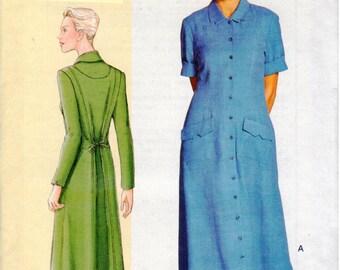 UNCUT Vogue Pattern 7396 - Today's Fit by Sandra Betzina - Misses/Misses Petite Dress ABC 32-36