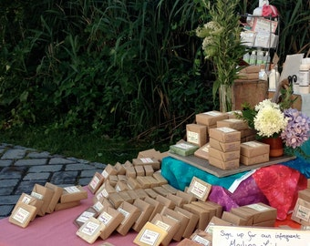 Organic Soap, Essential Oil Blends, 2016 Newest Additions, Anya's Herbals Organic, Natural Moisturizing Soap