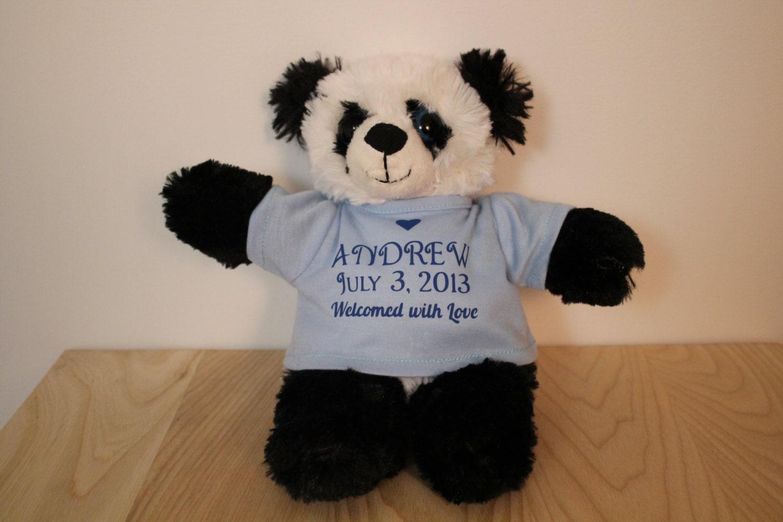 personalized teddy bear t shirt and 8 teddy bear birth