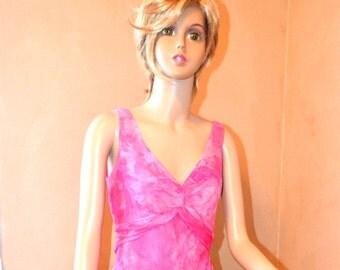 Boston Proper Vintage Sundress Pink size 2p