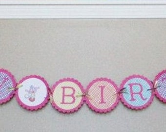 Dora Birthday Banner - Dora the Explorer Birthday Banner